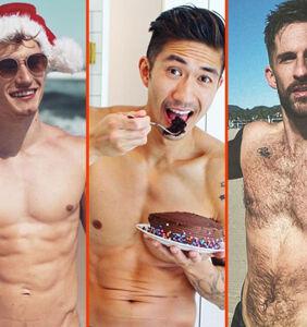 Sebastian Stan's cold bath, Nyle DiMarco's selfie squat, & Colton Haynes' Miami tan