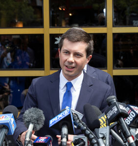 Can 'lying MF' Pete Buttigieg overcome tone deafness and prove he's an ally to Blacks?