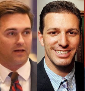 The 10 most explosive political gay sex scandals of the last 10 years