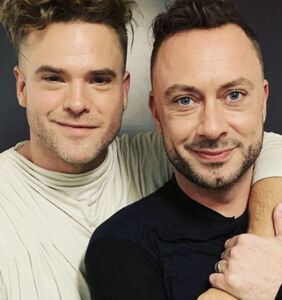Same-sex couple win Denmark's Dancing With The Stars