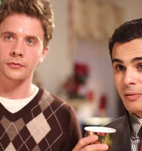 Cuddle-worthy movies to transform the holiday season into a gay 'ol time