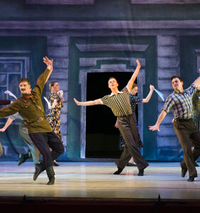 Straight guy wonders if his love for musical theater might mean he's actually gay