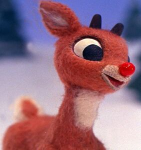 Homophobe has complete meltdown over suggestion that Rudolph the Red-Nosed Reindeer is possibly gay