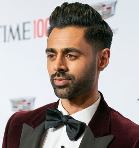 """Watch Hasan Minhaj learn about """"quivering bussy"""""""