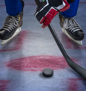 College student finds being gay and managing a hockey team are 'not mutually exclusive'