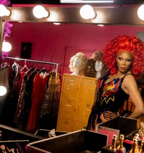 """""""It was the most challenging thing I've ever done"""" RuPaul on his new show 'AJ & the Queen'"""