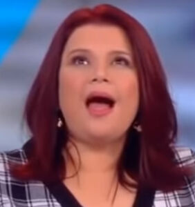 WATCH: Ana Navarro of 'The View' hints homophobes are hiding same-sex desire