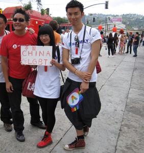 China eyes marriage equality?!