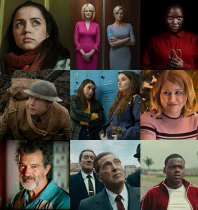 Popes vs. hitmen, singers vs. bombshells: If Queerty picked the Oscar nominations