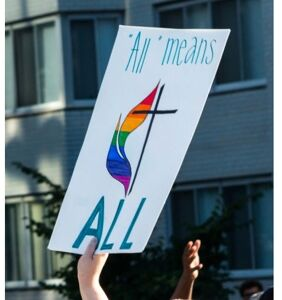 The United Methodist Church is officially splitting over gay rights