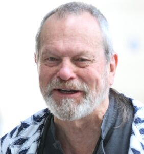Monty Python's Terry Gilliam says he's a 'black lesbian in transition' while defending white men