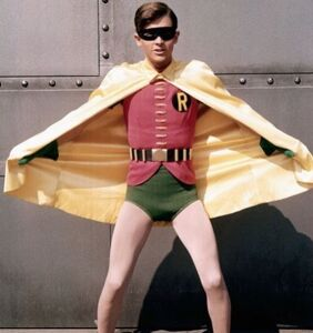 "ABC told 'Batman' actor Burt Ward to take pills to ""shrink"" his bulge"