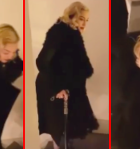 Something is seriously wrong with Madonna
