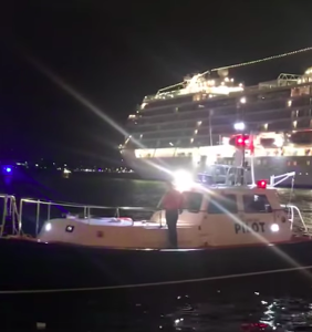 Passenger falls to his death from 10th-story deck of gay cruise