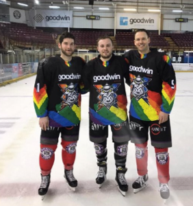 Pro hockey player Zach Sullivan comes out as bisexual
