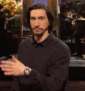 Did Adam Driver drag out his SNL monologue to cut transphobic skit?