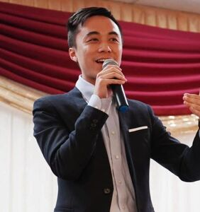 Alex Lee hopes to become California's youngest Asian-American and first bisexual state legislator
