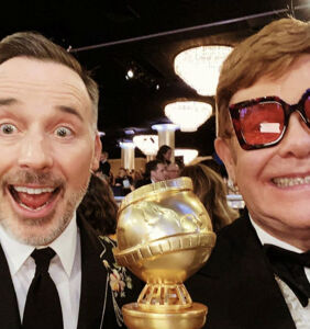 Golden Globes: Awards for Elton John, Ellen DeGeneres & more queer moments