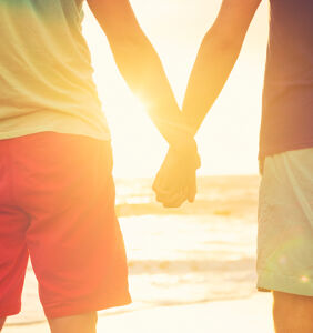 Finding love in a world that's rigged in favor of straight romance