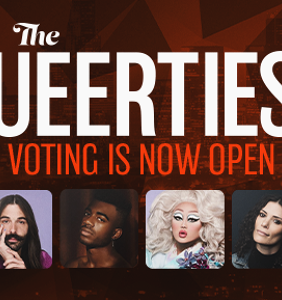 Vote now: The 2020 Queerties are officially open