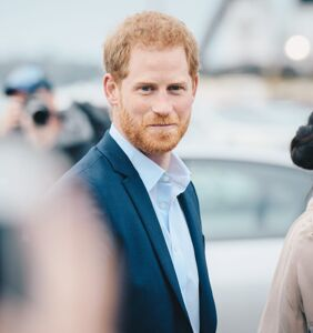 Gay former British soldier says Prince Harry protected him from homophobic abuse