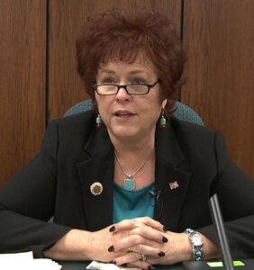 """Senator who proposed making the word """"homosexuality"""" illegal says she's being misinterpreted"""