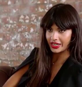 Jameela Jamil comes out on Twitter