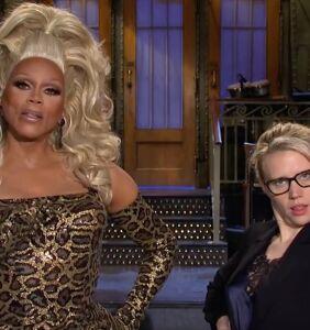 WATCH: Get a taste of RuPaul hosting Saturday Night Live