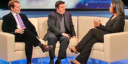 """Nathan Lane recalls that time Oprah tried to out him on her show, says """"It was terrifying"""""""
