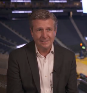 A powerful gay NBA executive talks about how he found a welcoming home in San Francisco