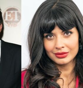 Piers Morgan is feuding with out actress Jameela Jamil and it's officially ugly