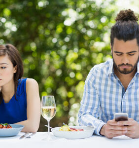 She thought the date was going great… then he started cruising for sex on Grindr