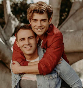 Garrett Clayton and Blake Knight post sweet ninth anniversary messages