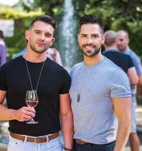 How are things in Sonoma? California wine country thrives once again