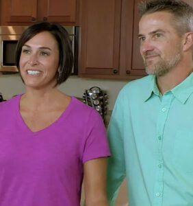 House Hunters features polyamorous throuple hunting for a new home