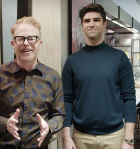 WATCH: See inside Jesse Tyler Ferguson and Justin Mikita's NYC home