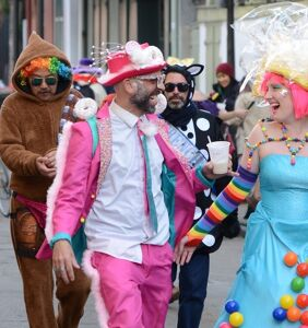 How to have big gay fun at the biggest Mardi Gras events in the U.S.