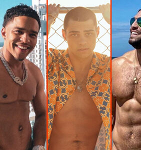 Noah Centineo's new spread, Matthew Camp's clean briefs, & Milan Christopher's private dance
