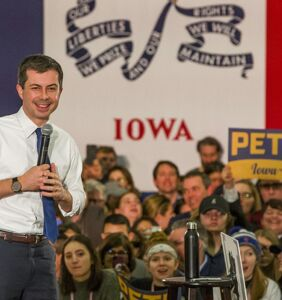 Pete Buttigieg declares victory in Iowa… but the jury's still out
