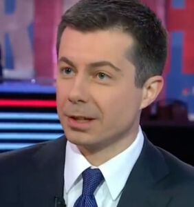 """Buttigieg """"saddened"""" by woman who wanted her vote back because he's gay"""