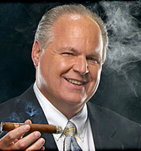 After denying the dangers of smoking for years, Rush Limbaugh is diagnosed with advanced lung cancer