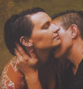 This photographer shot an ad of a same-sex couple. Then the scary voicemails started…