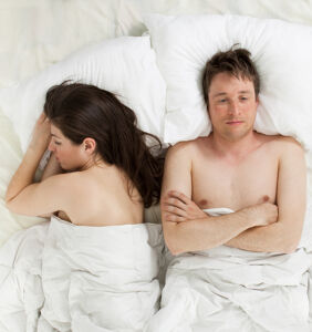 He's desperate to sleep with another man, there's just one problem… How does he tell his wife?