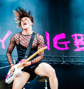 """Yungblud says he's """"tried everything"""" when it comes to sexuality"""