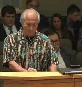 Homophobic lawmaker shuts down homophobic constituent for being too homophobic