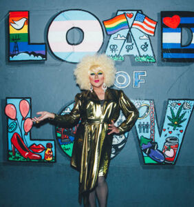 VIDEO: The beautiful way this iconic San Francisco drag queen is dealing with self-quarantine