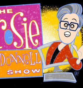 'The Rosie O'Donnell Show' set to return for one-night-only star-studded fundraiser