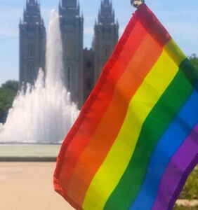 Students launch protest at BYU after the school does 180 on same-sex relationships