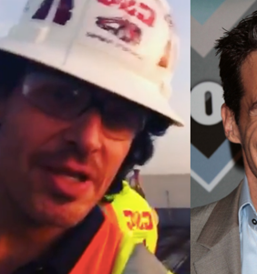 """Actor Antonio Sabàto Jr. says he was """"blacklisted"""" for supporting Trump, now works in construction"""