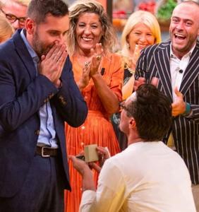 WATCH: 'Masterchef' winner proposes to his boyfriend on national TV